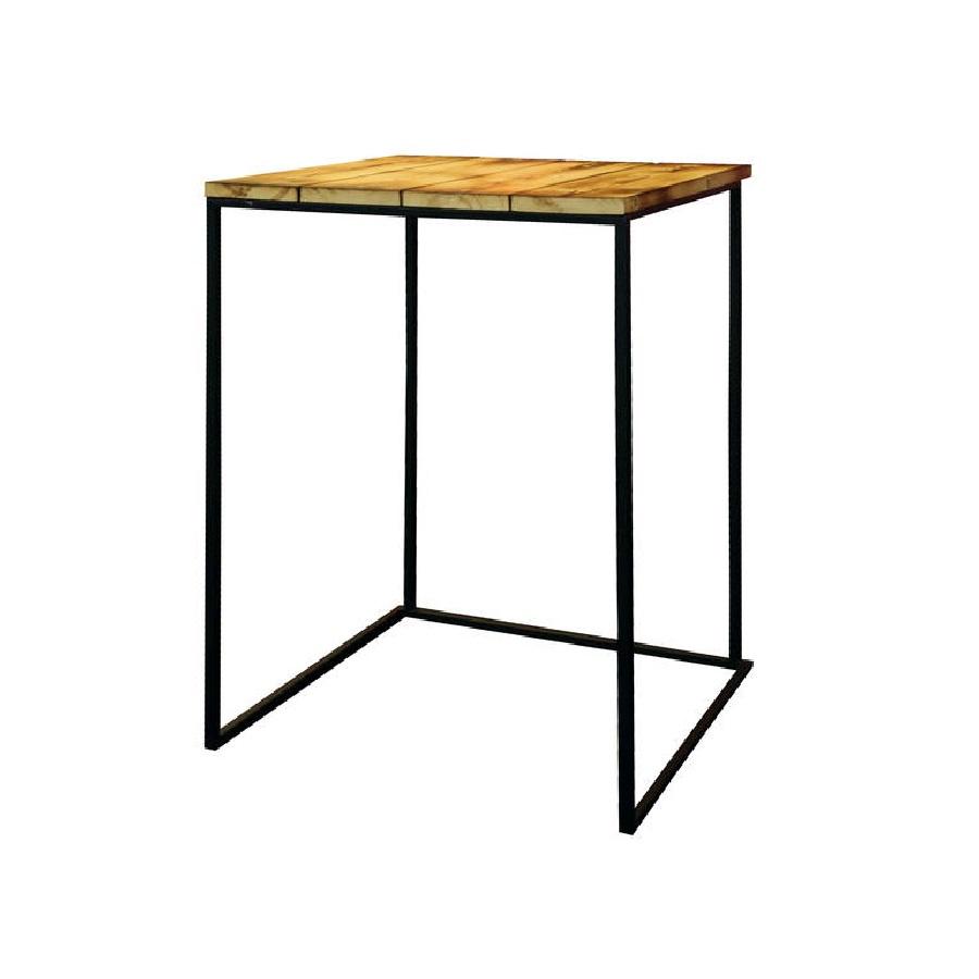 Voorkeur Statafel Quadrum hout – Webshop Expo Houten JN48